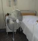 Δίχως κλιματιστικά γιατροί και ασθενείς σε πολλά νοσοκομεία της χώρας